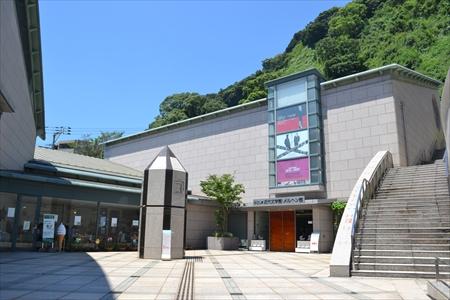 鹿児島市城山町のかごしま近代文学館・かごしまメルヘン館