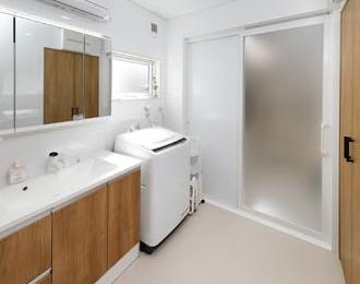 多彩な空間デザインが魅力の二世帯住宅の写真4